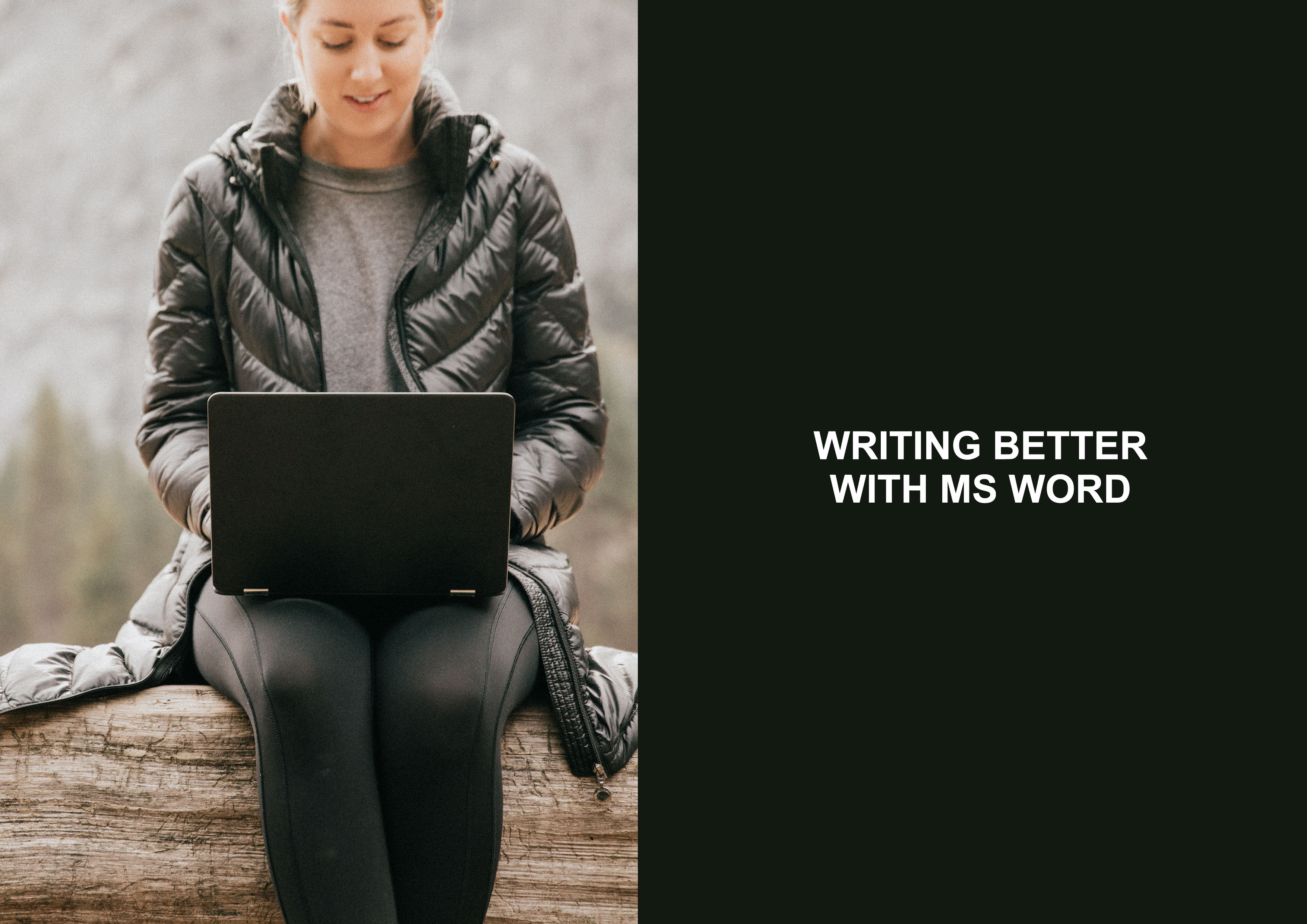 Write Better with MS Word