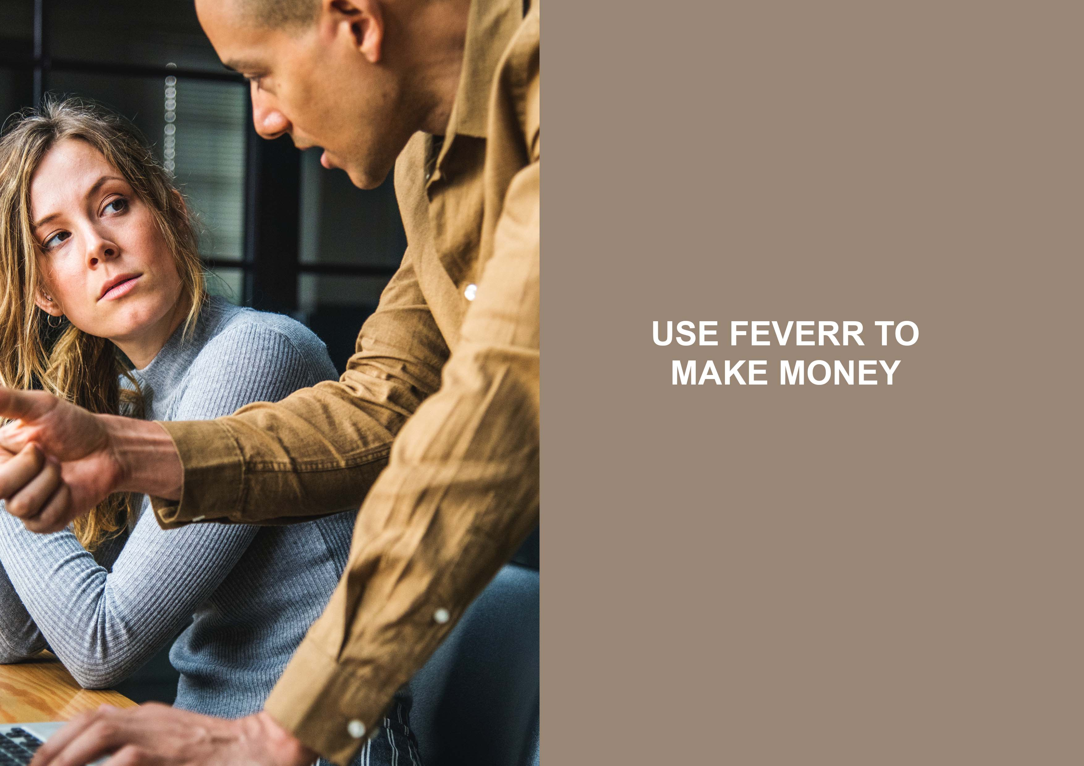 Use Fiverr To Make Money