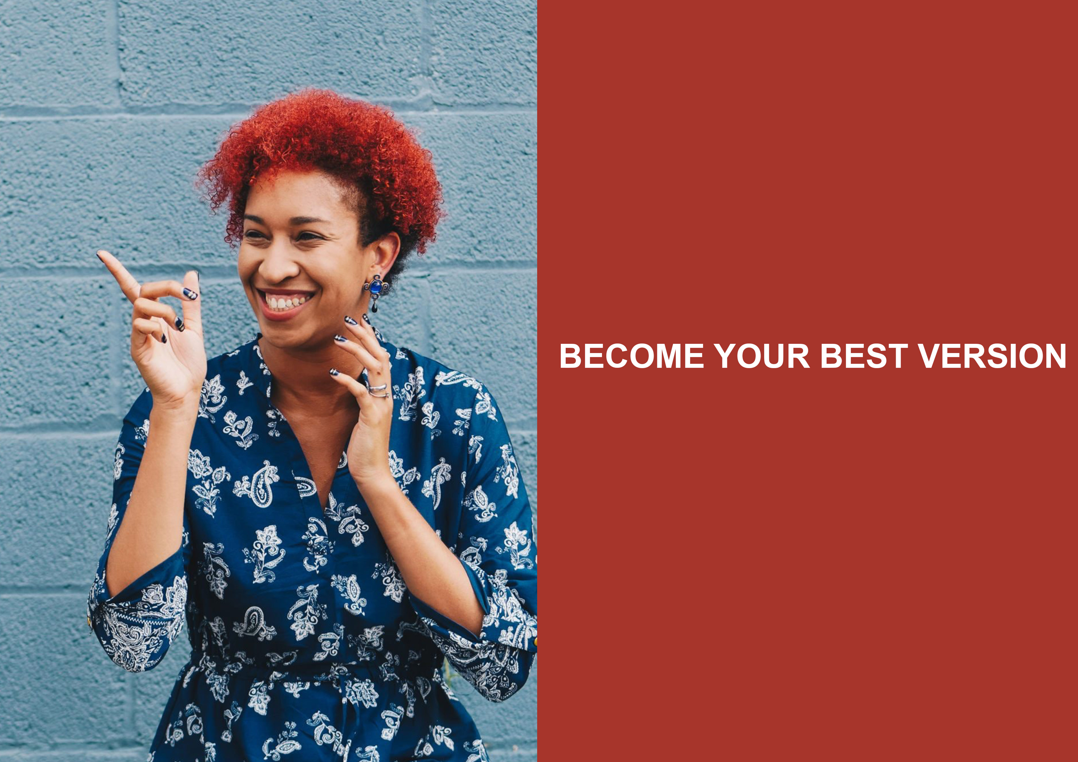 How To Become Your Best Version