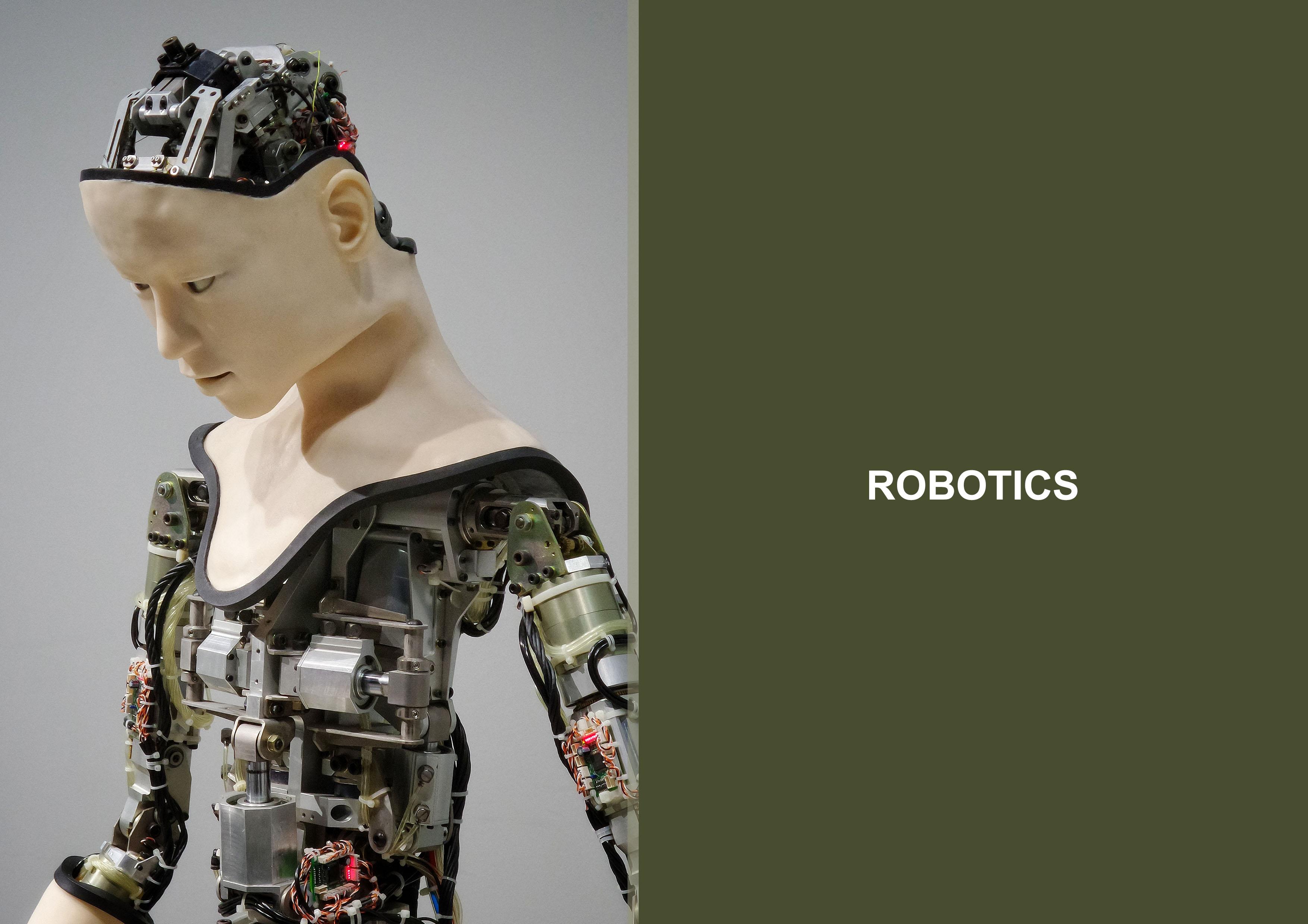 Robotics - Intermediate and Advanced