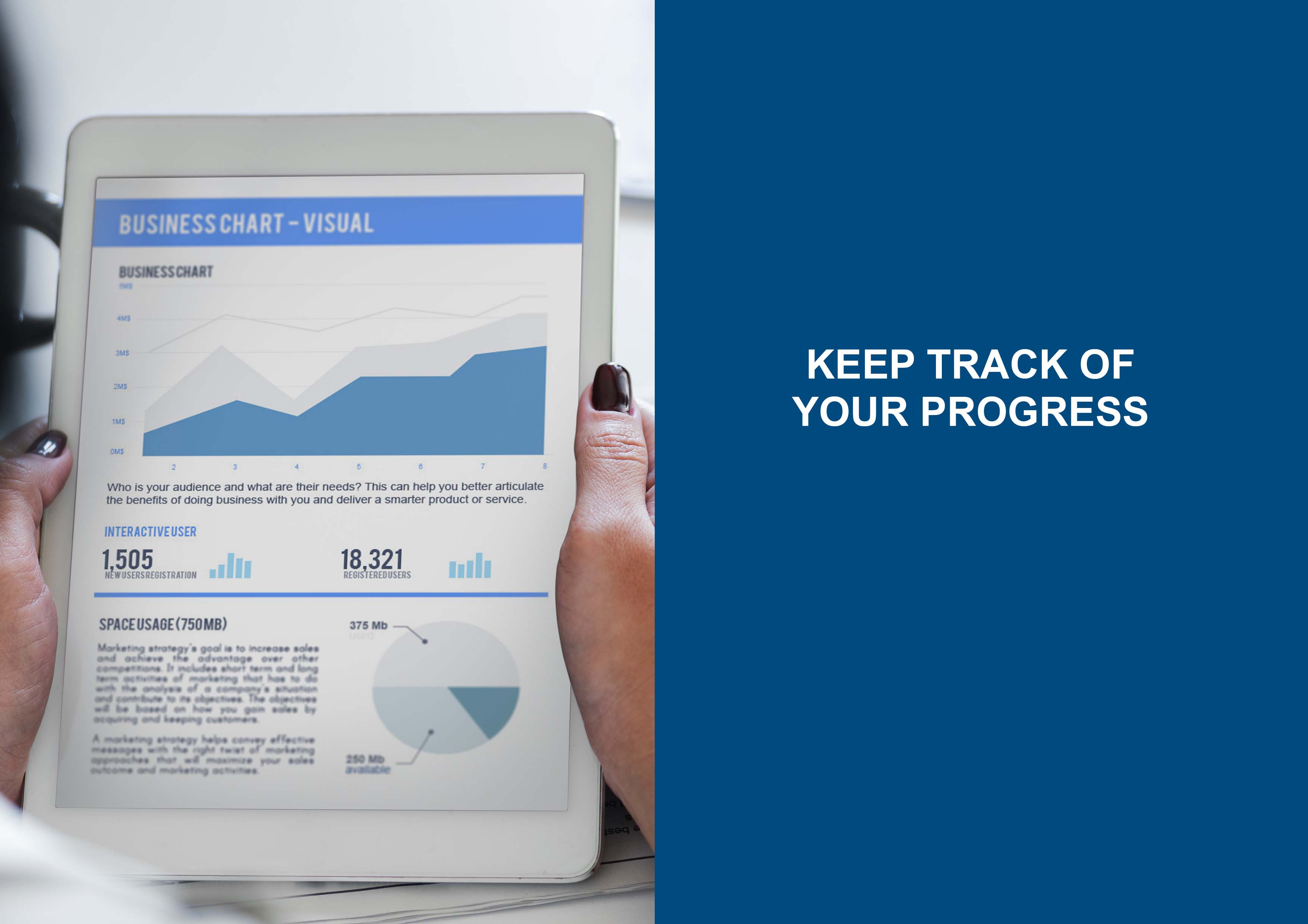 Keep Track of Your Progress