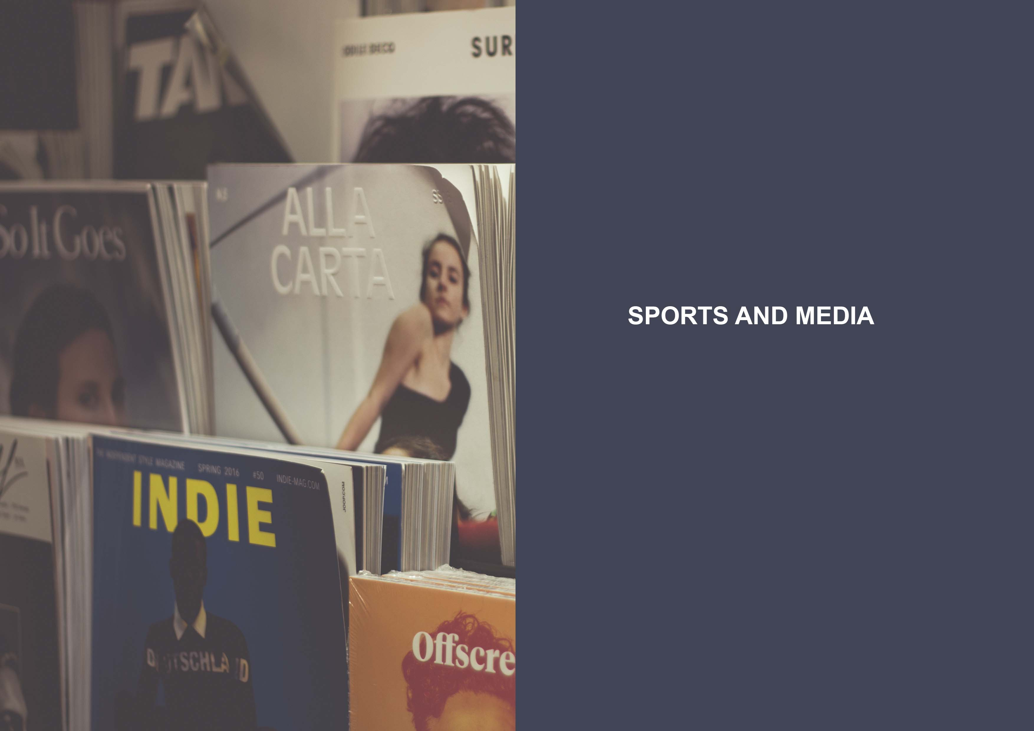 Sports and Media