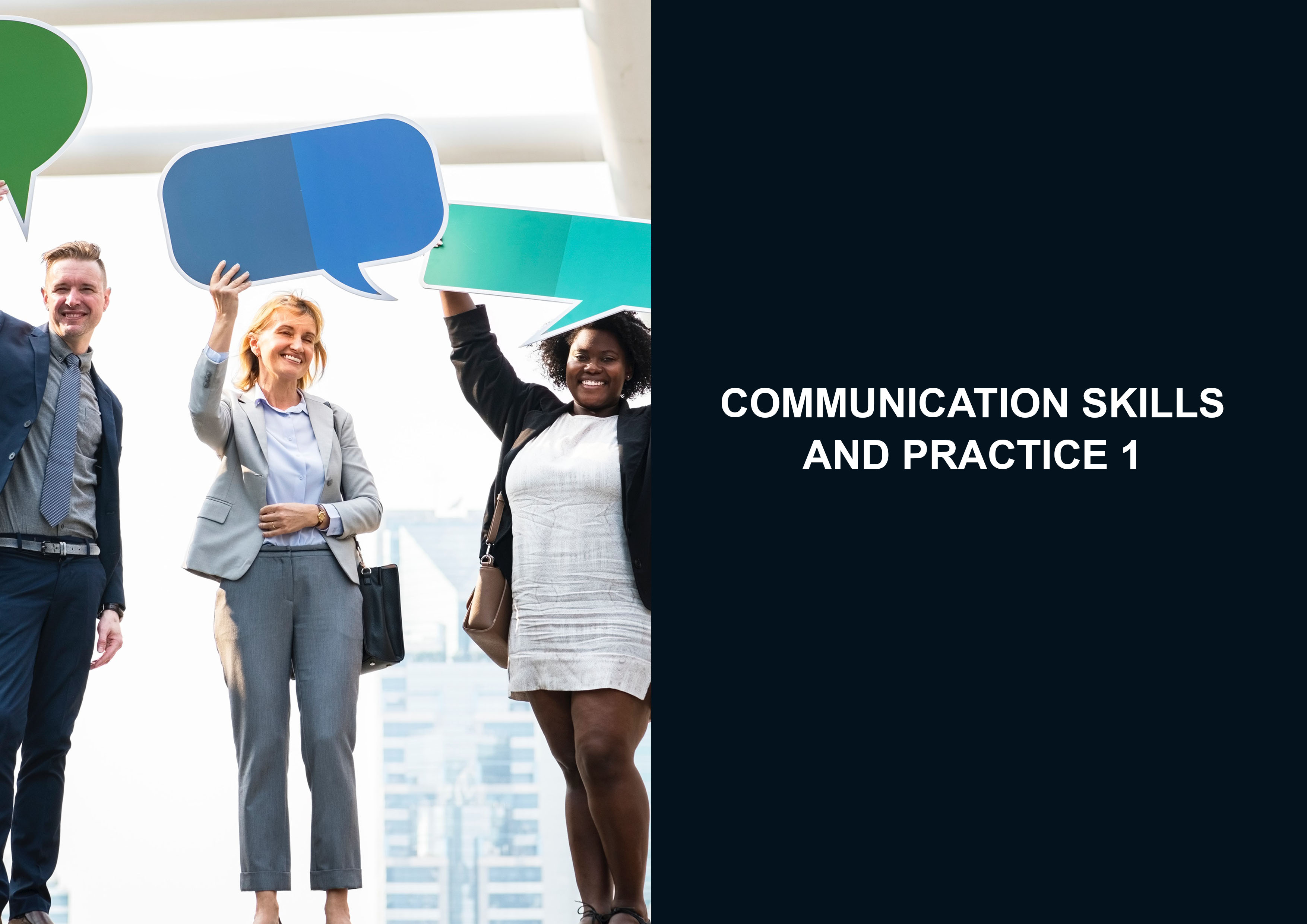 Communication Skills and Practice 1
