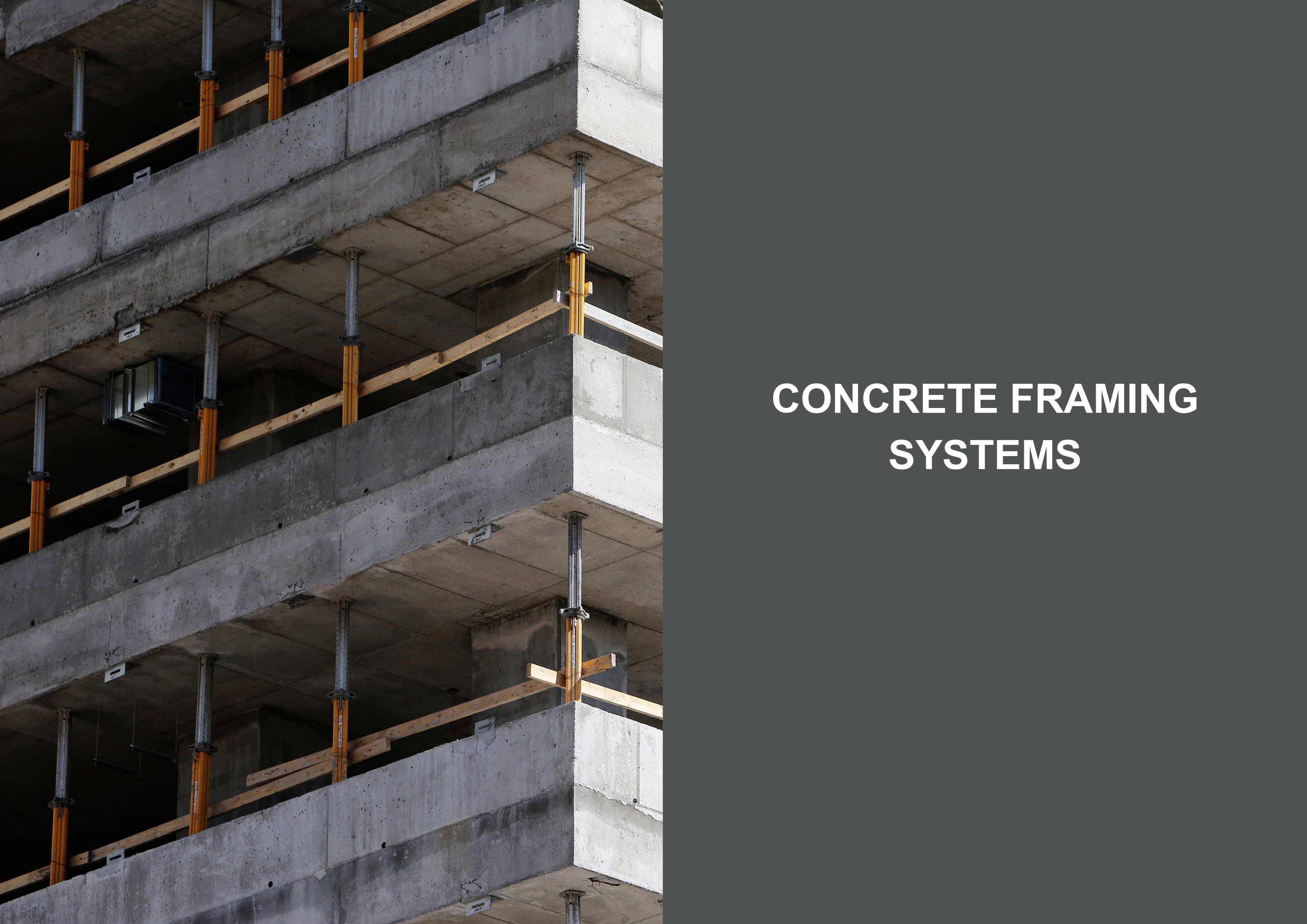 Concrete Framing Systems