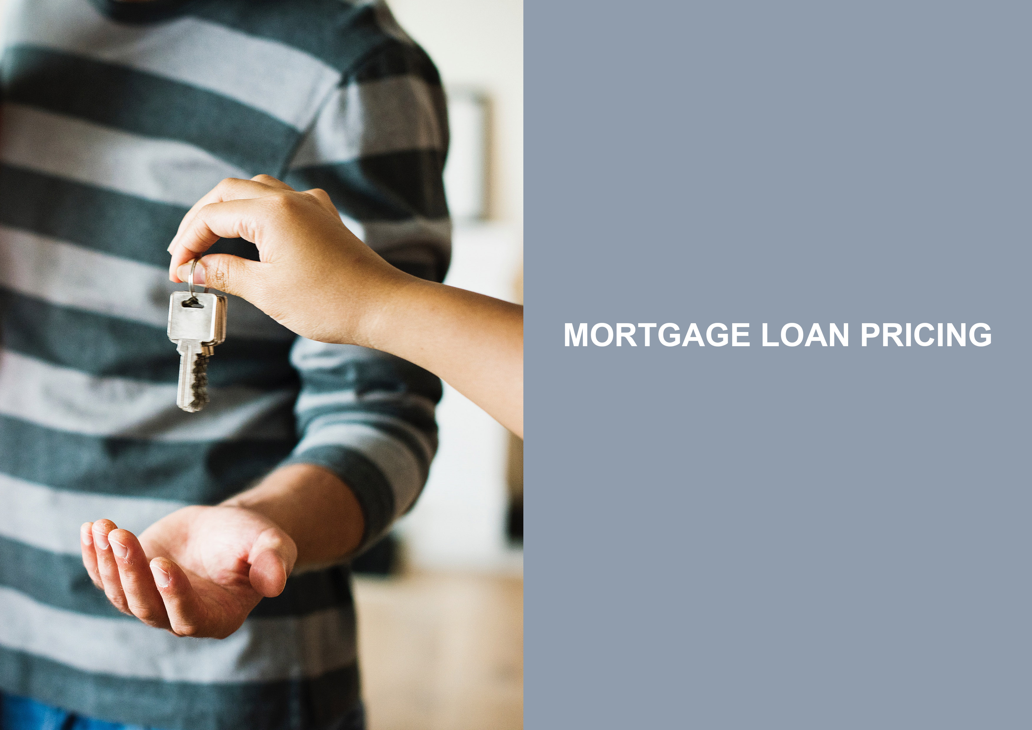 Mortgage Loan Pricing