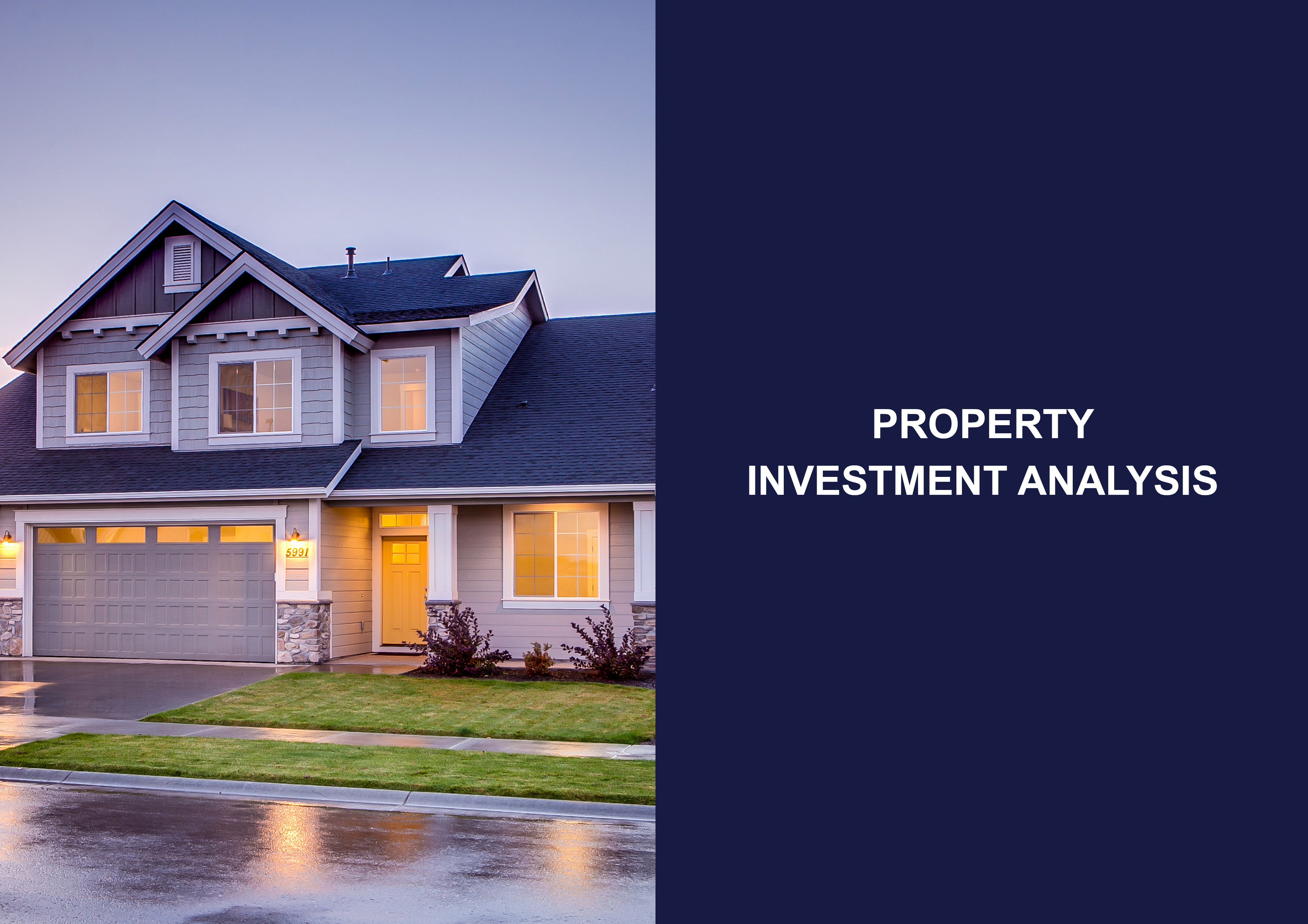Property Investment Analysis