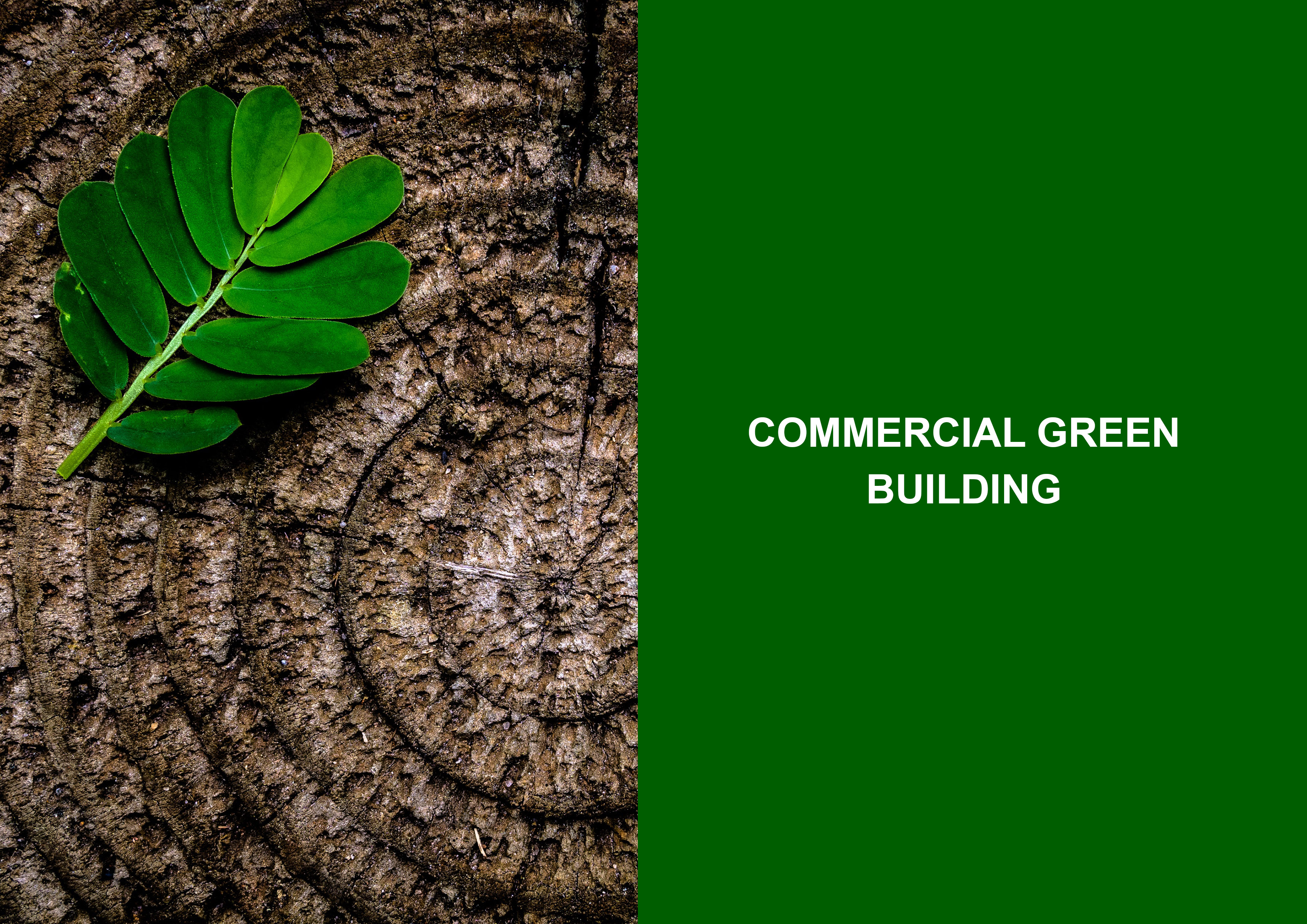 Commercial Green Buildings