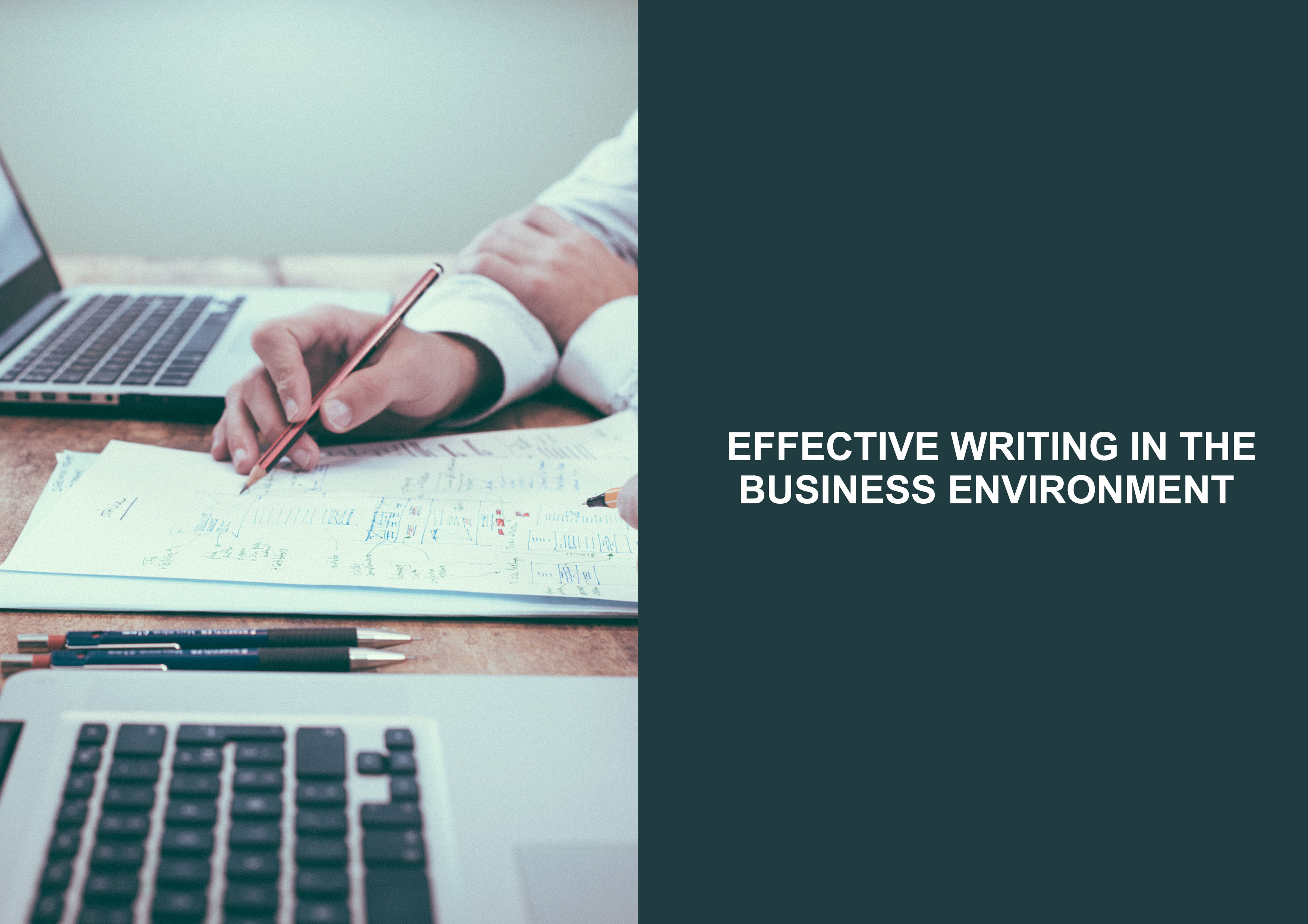 Effective Writing in the Business Environment