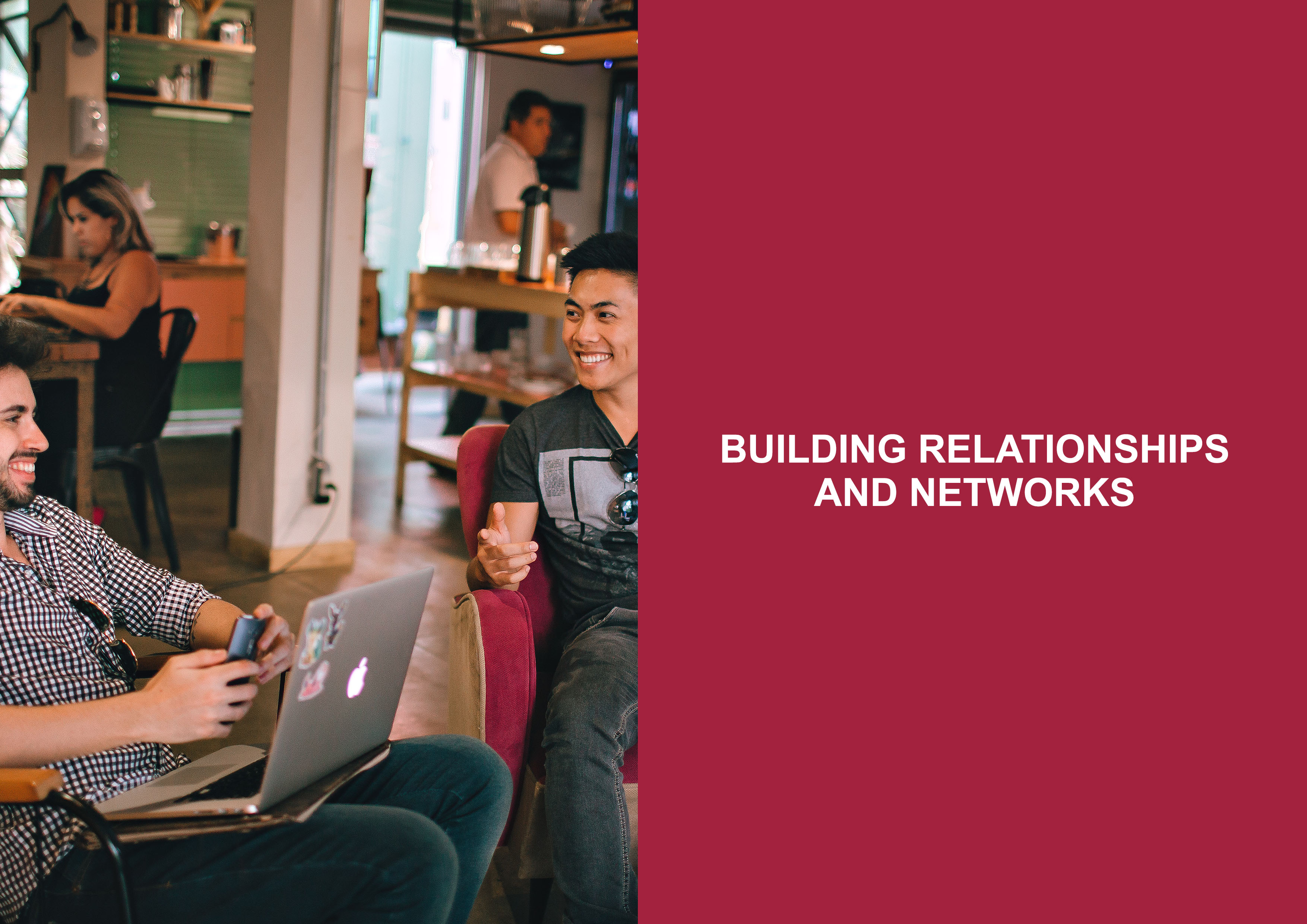 Building Relationships and Networking
